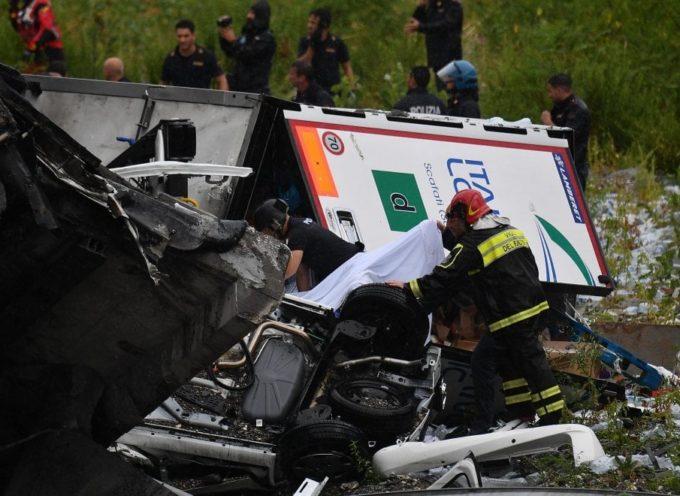 Tragedia Ponte Morandi a Genova. Aggiornamenti