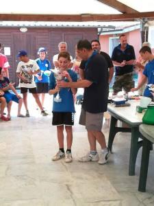 premiazione scuola pesca Lenza S. Alessio 2018