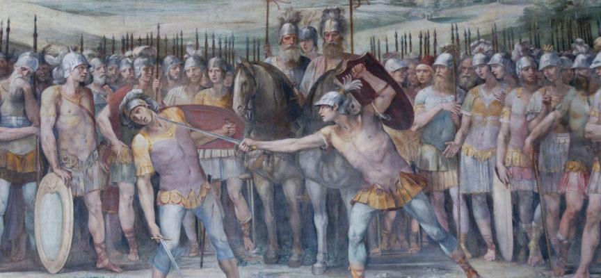 Nell'Antica Roma, 1° Ottobre: Tigillum Sororum