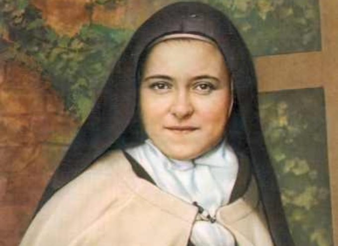 Il Santo del giorno, 1 Ottobre: Santa Teresa del Bambin Gesù, Dottore della Chiesa, Patrona dei Missionari e di Francia