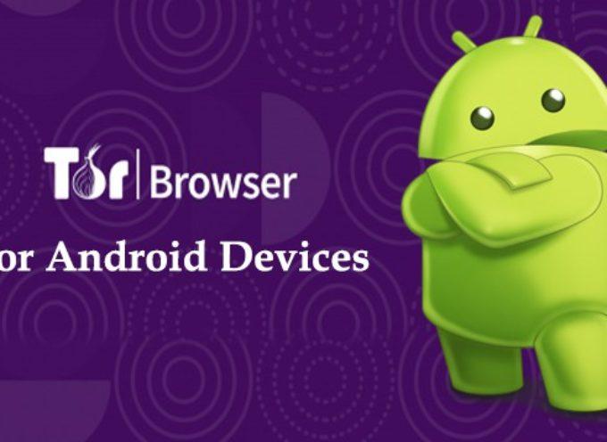 Tor arriva su Android in versione alpha