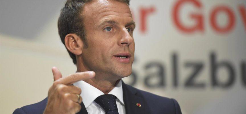 Macron puo' sforare il DEFICIT, l'Italia NO. E NESSUNO dice niente
