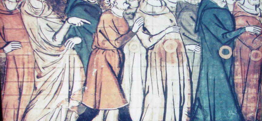 Accadde Oggi, 17 Settembre: 1394, l'espulsione degli Ebrei dalla Francia da parte di Carlo VI il Folle