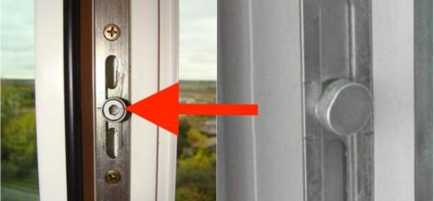Sulle finestre a doppio vetro c'è una vite che deve essere girata due volte l'anno. Lo Sapevi?