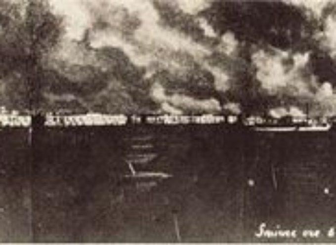Accadde oggi, 13 settembre: 1922, l'incendio e l'immane eccidio di Smirne da parte dei Turchi