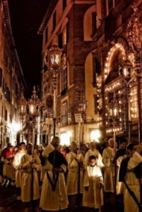 14 settembre processione