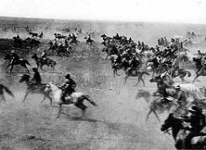 Accadde Oggi, 16 Settembre: 1893, la Corsa alla terra dell'Oklahoma