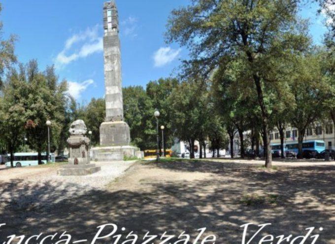 Lavori nei piazzali Verdi e Boccherini: si allargano i cantieri per la realizzazione della nuova rotonda