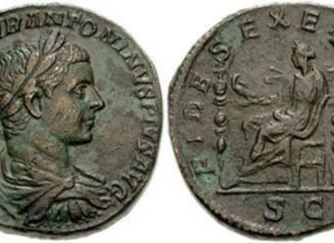 Nell'Antica Roma, 2 Ottobre: Festa di Fides et Honor, Fede e Onore
