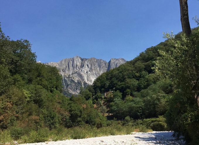 """Torrente Serra: avanti tutta con il """"Contratto di Fiume"""". Comune di Seravezza e Autorità idrica di Bacino coordinano i lavori"""