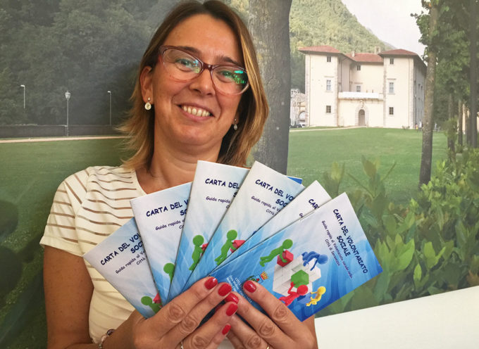 SERAVEZZA – Politiche della Persona: ecco la Carta del Volontariato Sociale