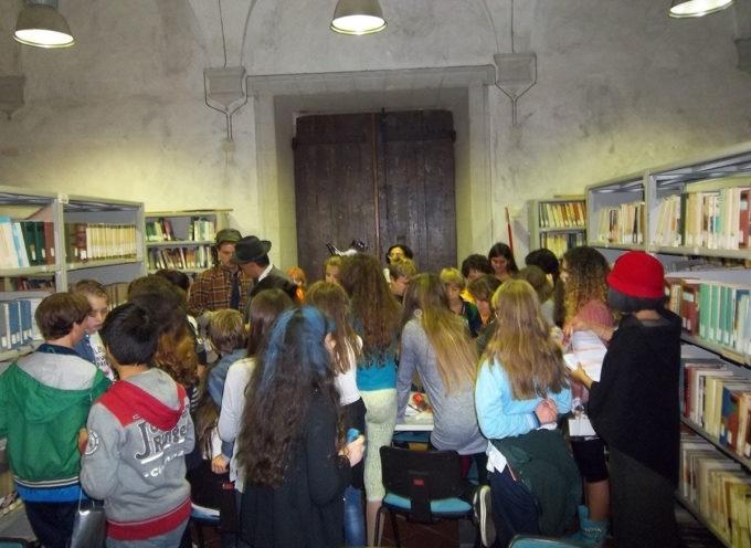 Biblioteca Comunale di Seravezza:  un ottobre ricco di eventi di promozione della lettura