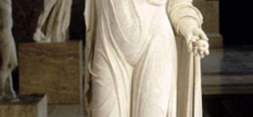 Nell'Antica Roma, 26 settembre: Festa in onore di Venus Genetrix, Venere Madre e Genitrice