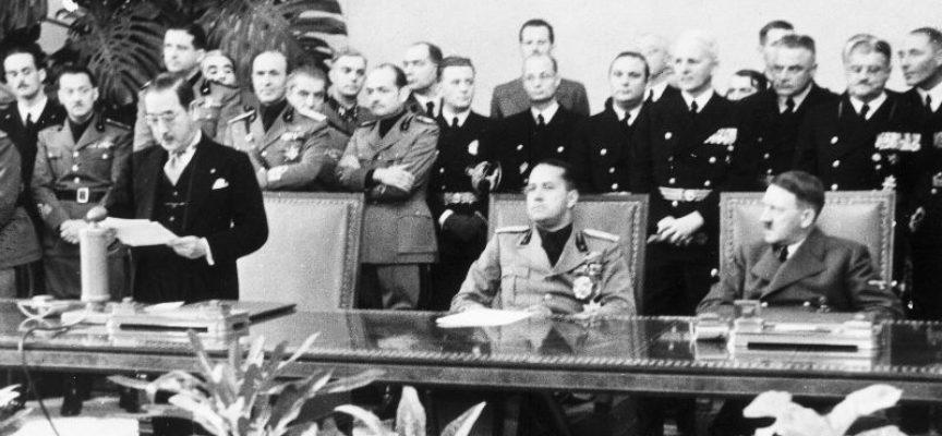 Accadde Oggi, 27 Settembre: 1940, firma del Patto Tripartito, Berlino-Roma-Tokyo: in pratica, si dà il via ad una guerra mondiale!