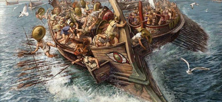 Accadde Oggi, 29 settembre: 480 a.C., la Battaglia di Salamina