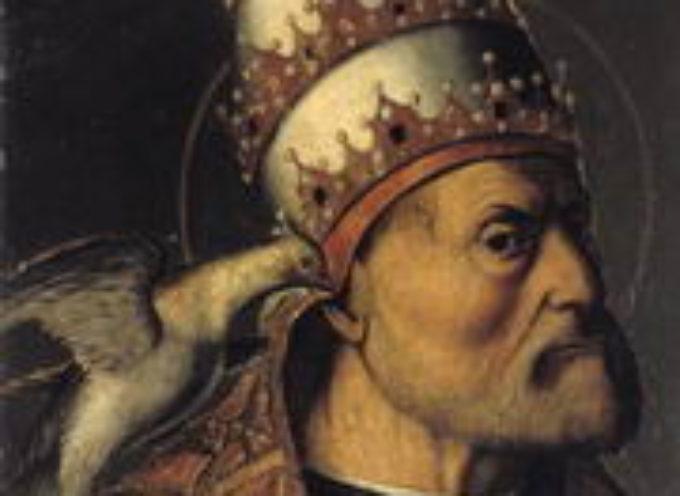 Il Santo del giorno, 3 Settembre: S. Gregorio Magno Papa, fondatore del Canto Gregoriano,