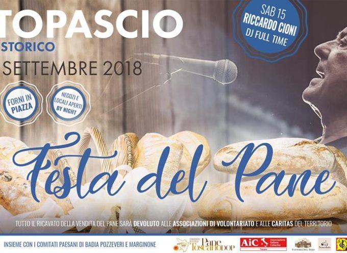 Torna la festa del pane ad Altopascio con tante, tante novità!