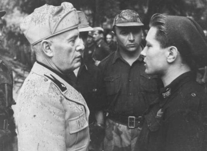 Accaddeoggi. Il 23 settembre 1943 il duce proclama la nascita del nuovo Stato fascista e repubblicano.