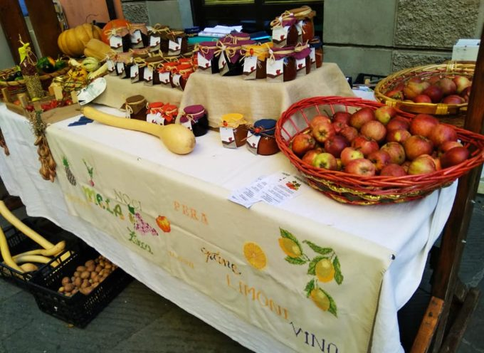 frutti antichi della garfagnana,  ottimo successo