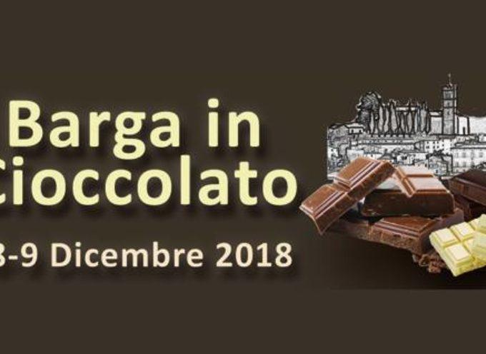 BARGA AL CIOCCOLATO A DICEMBRE