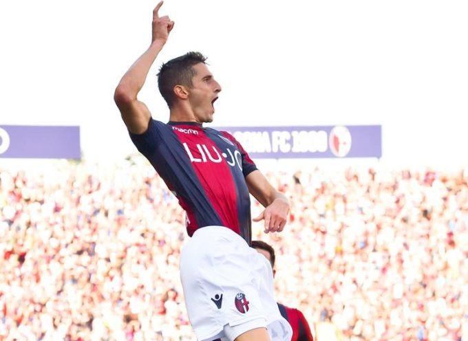 salutiamo il primo goal in serie A del nostro Federico Mattiello