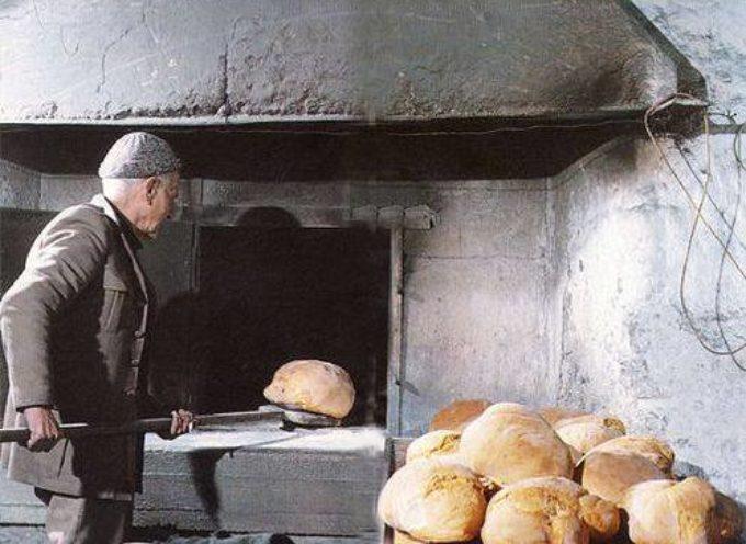 Il pane della settimana…era il primo lavoro del mattino di ogni sabato.