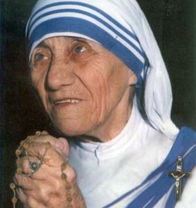 Il Santo Del Giorno 5 Settembre Madre Teresa Di Calcutta Verde