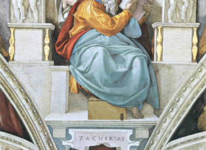 Il Santo del giorno, 6 Settembre: Zaccaria, uno dei dodici Profeti minori