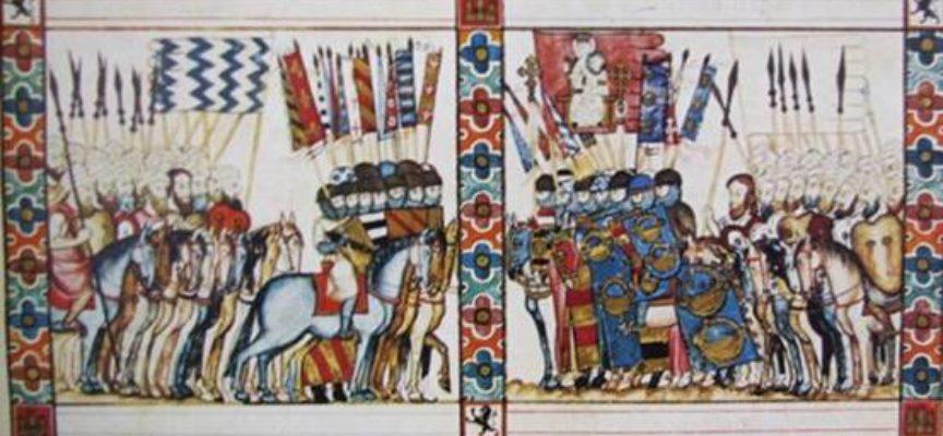 Accadde Oggi, 7 Settembre: 1191, Terza Crociata, Riccardo I d'Inghilterra sconfigge Saladino ad Arsuf