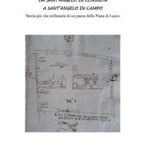 LUCCA, STORIA – Presentazione libro LAGANA' su Sant'Angelo DOMANI 22 settembre