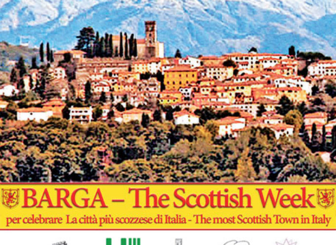 The Scottish Corner in Barga ! e terminato ieri