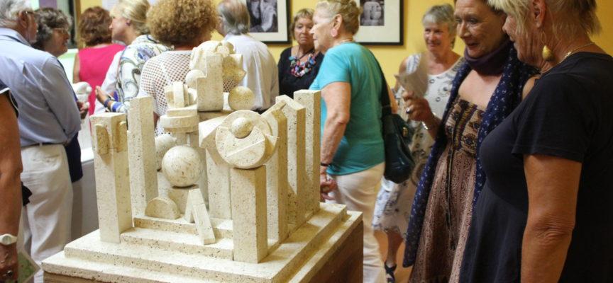 Arte: weekend tra vernissage ed eventi,  da Cascella a Valdés passando per musei a PIETRASANTA