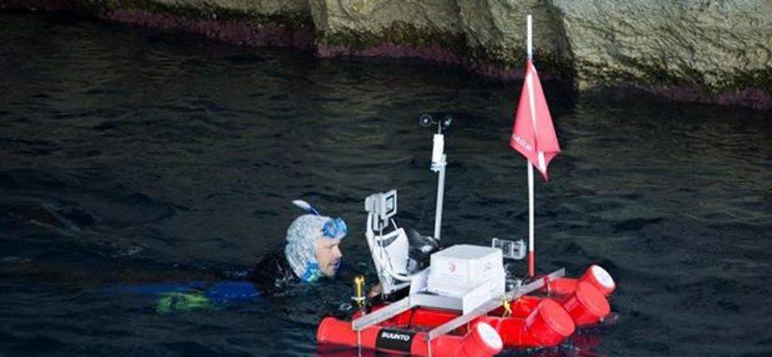 Inizia in Toscana l'avventura di Geoswim