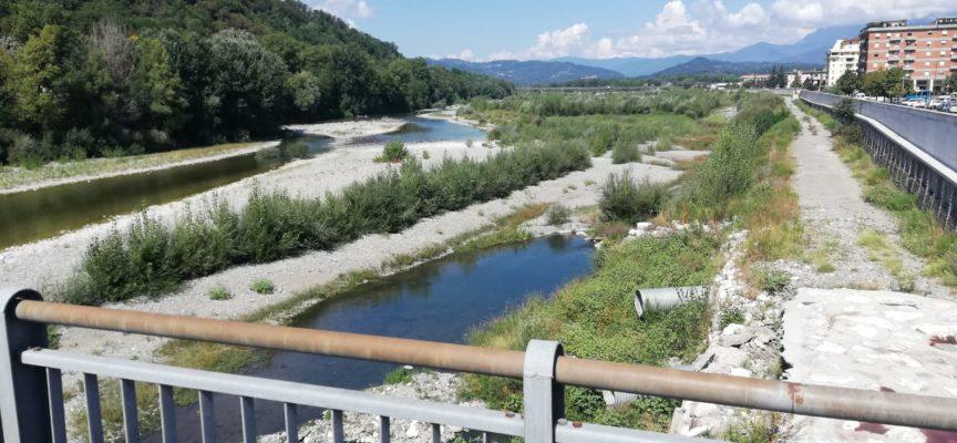 La Regione e il presidente Rossi vogliono togliere sedimenti e piante dagli alvei