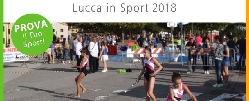 Bella giornata di Sport domenica scorsa nella zona San Frediano,