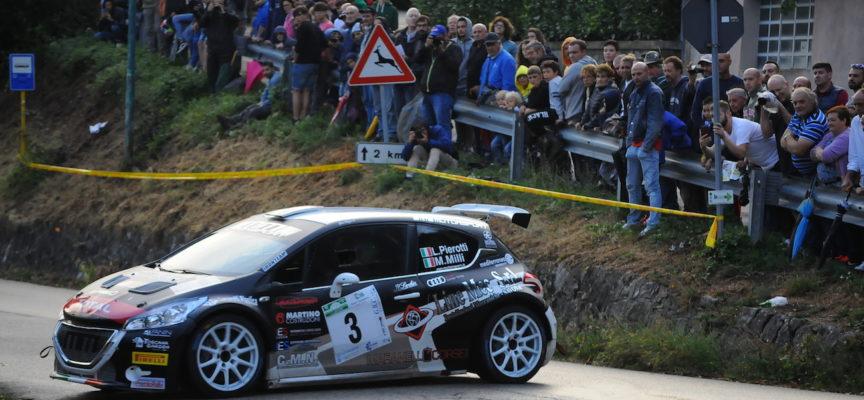 36° Rally degli Abeti e dell'Abetone:  trionfa un pilota lucchese