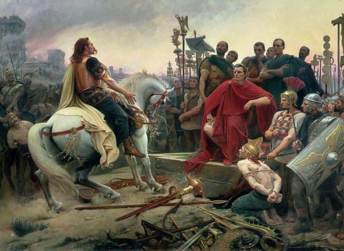 Accadde Oggi, 26 Settembre: 52 a. C., Cesare sbaraglia Alesia e tutte le tribù galliche, in una data a lui cara!
