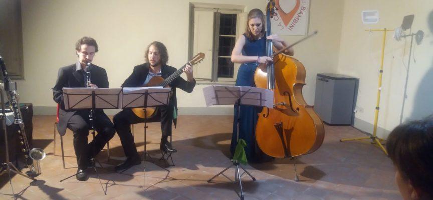 Concerto da tutto esaurito alla casermetta San Paolino