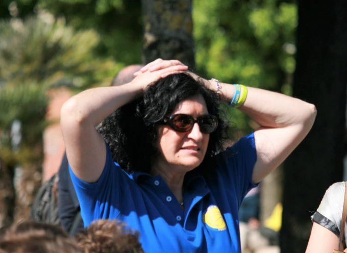 Adele Fanucchi da 50 anni nel club gialloblu