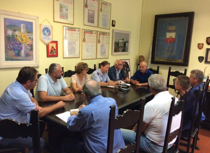 PORCARI – Partono i lavori di manutenzione in via IV novembre