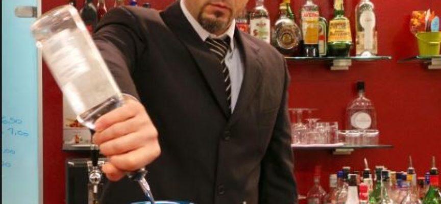 Corso professionale per barman, a  Barga