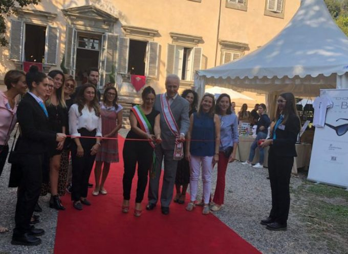 APERTA  LA VII EDIZIONE DI FASHION FLAIR, A VILLA BOTTINI
