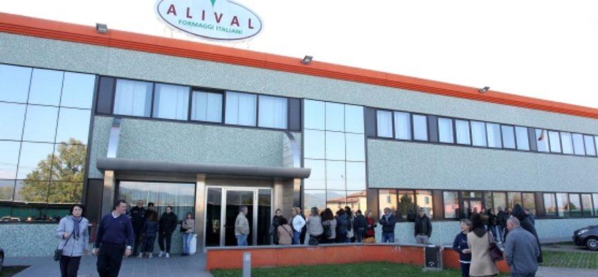 Alival Nuova Castelli e Flexilog siglano l'accordo per la logistica con le organizzazioni sindacali.