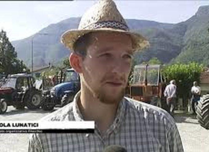 Festa dei trattori a Filecchio tra ricordi, tradizione e tanta allegria