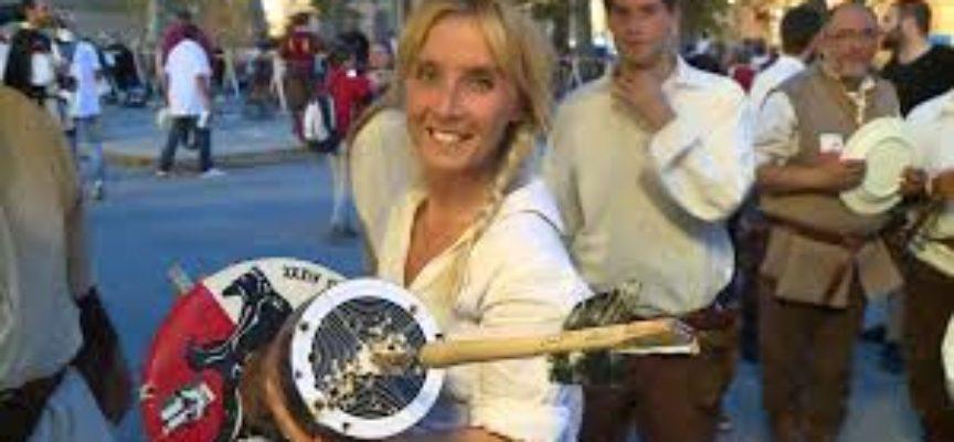 La balestriera d'Italia è la lucchese Simona Stefani