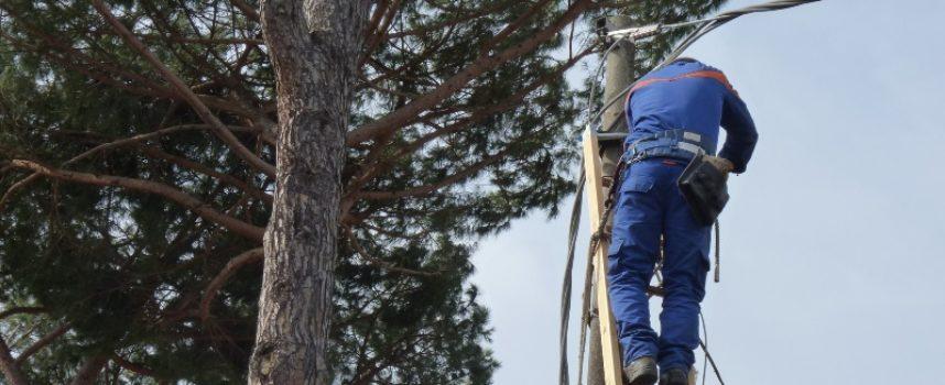 CAPANNORI: LUNEDÌ LAVORI ENEL PER RESTYLING RETE ELETTRICA SAN GENNARO