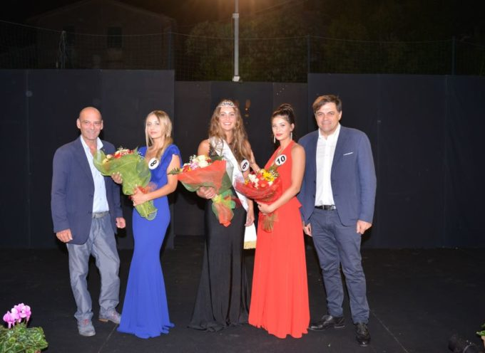 Tradizioni: Maria Adele Cecchini (Antichi Feudi) è Miss Carnevale, vittoria al fotofinish