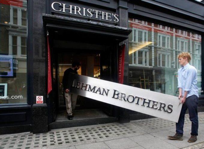 Accadde Oggi, 15 Settembre: 2008, il fallimento della Lehman Brothers e l'inizio della più grande crisi economica dal 1929!
