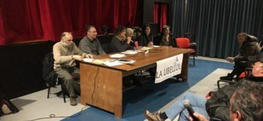 Libellula: il 28 incontro pubblico a Castelnuovo