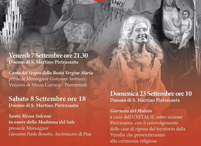 Il soprano Mimma Briganti nel Duomo di San Martino, il 9 settembre prossimo